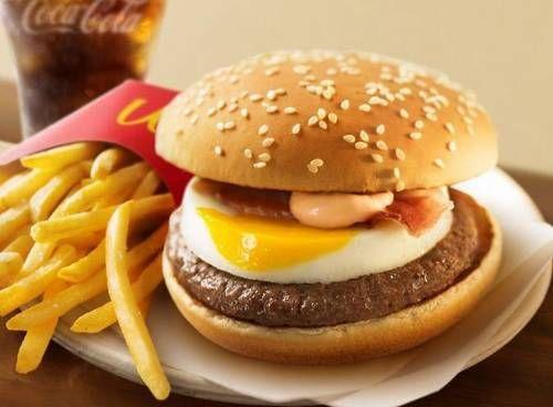 Limited-edition burgers in McDonald's Japan   tsunagu Japan #TsunaguJapan