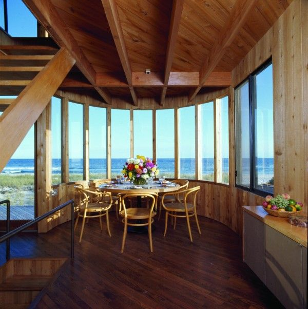 Calvin Kleins Fire Island Pines Home Sloan House Designed By Horace Gifford