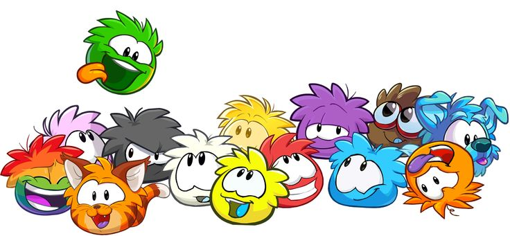 Images of All Puffles Club Penguin | ... puffleii similar creatures puffle creatures appeared