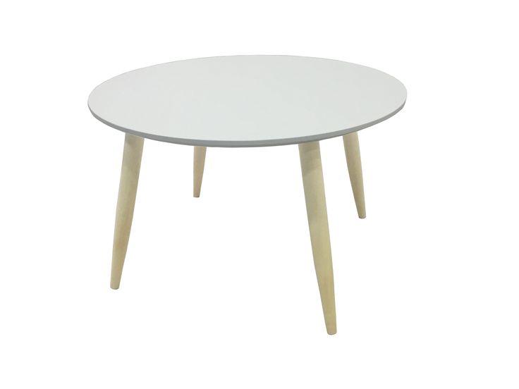 17 meilleures id es propos de table ronde scandinave sur pinterest tables - Table ronde design scandinave ...