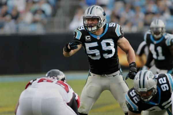 Carolina Panthers middle linebacker Luke Kuechly was a full participant in practice for the second straight day on Thursday.