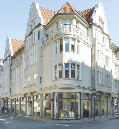 Etagenwohnung (Wohnung/Miete): 3,5 Zimmer - 105,5 qm - Ritterstraße 11, 33602 Bielefeld, Innenstadt bei ImmobilienScout24 (Scout-ID: 98443169)