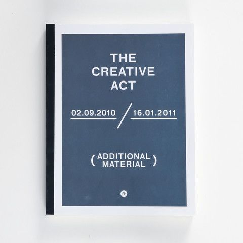 The Creative Act
