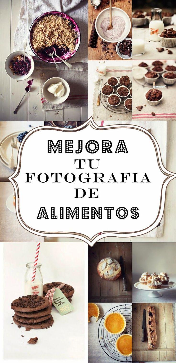 Una Vane in Rome: (Mejora tu fotografia de alimentos) 1- Estudia las Imagenes de grandes fotografos para mejorar tu tecnica.