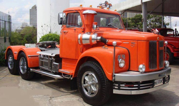 SCANIA WABIS, MADE IN BRAZIL