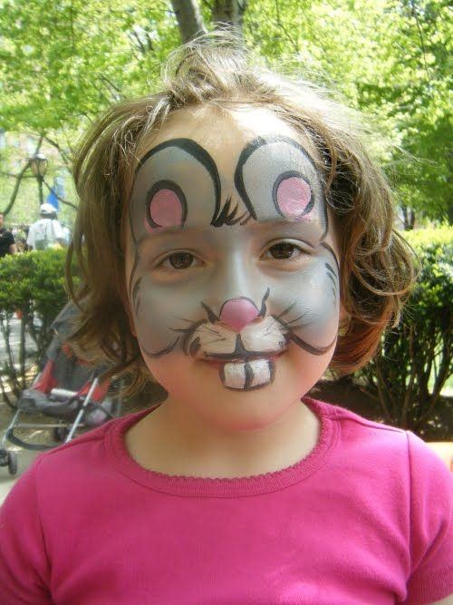 Mouse Face Painting | Pin it Like 1 Website