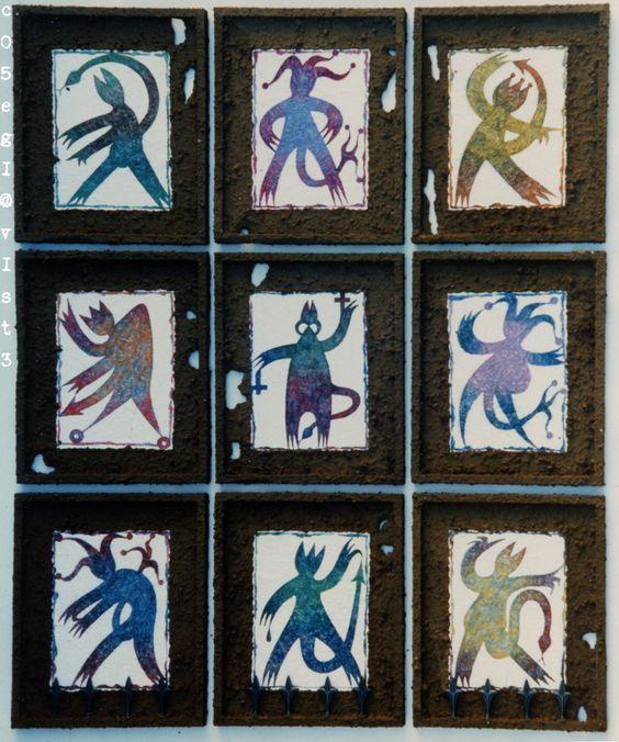 XII Quadriennale Nazionale d'Arte. Italia 1950-1990, Ultime Generazioni, Roma. I POSTI - 1996 (cast iron, ground on wood, watercolor on handmade paper) cm 188 x 155 www.facebook.com/... #artcontemporain #art #conceptualart #contemporaryart #visualart #painting #artgallery #artecontemporanea #artgallery #artcollectors #cosegiaviste #artexhibition #samtidskunst #installation #artecontemporaneo