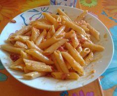Ricetta Pasta ai Peperoni Golosa pubblicata da Simiky8 - Questa ricetta è nella categoria Primi piatti