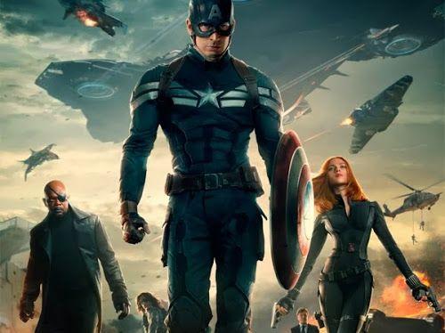 Nuevos pósters oficiales y tráiler de Capitán América: El Soldado de Invierno ~ ActorsZone