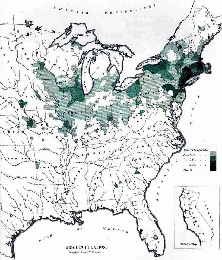 Best Map US Images On Pinterest American History - Ireland on us map