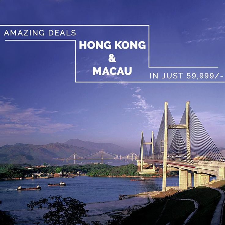 HongKong and Fiji itinerary Tour Packages in Delhi NCR.