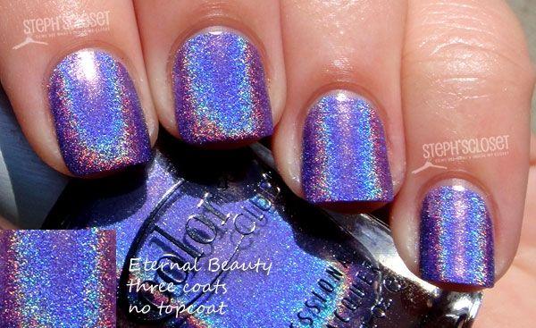 Steph's Closet Photo: Color Club Eternal Beauty Nail Polish