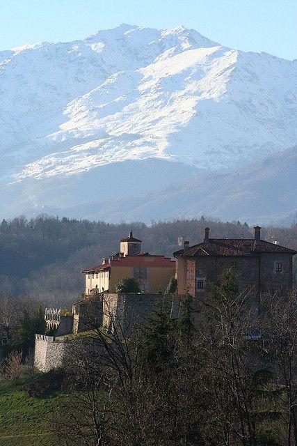 Valdengo Castle, Biella.