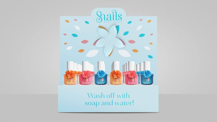 Our Brand New Snails Fleur Collection, Feel the snails sensation this spring!