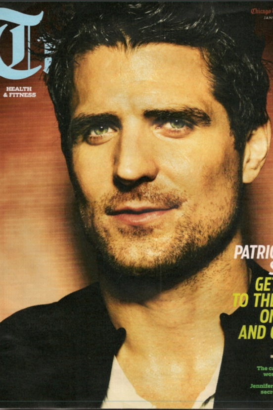 Patrick Sharp is smokinnn'