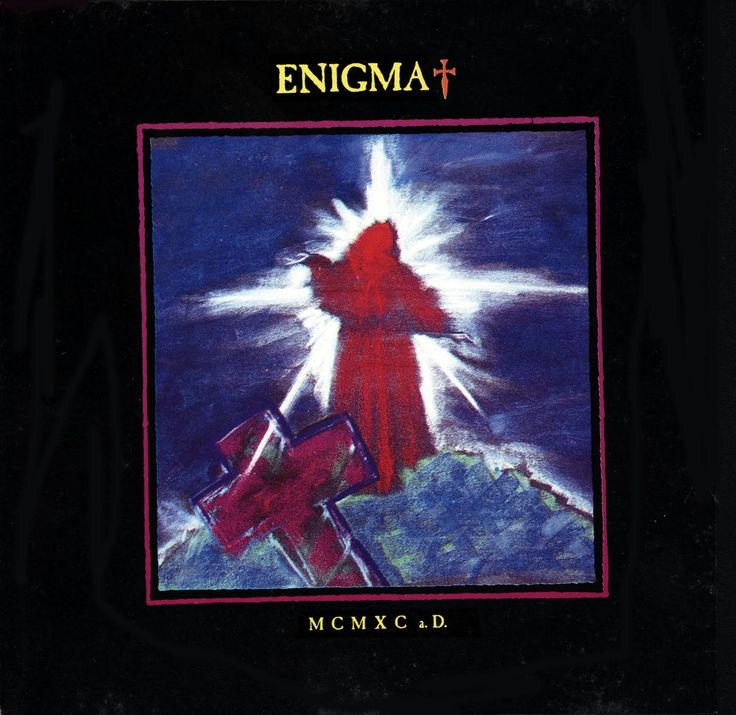 Enigma.......The music I love the most...and want played at my Funeral!