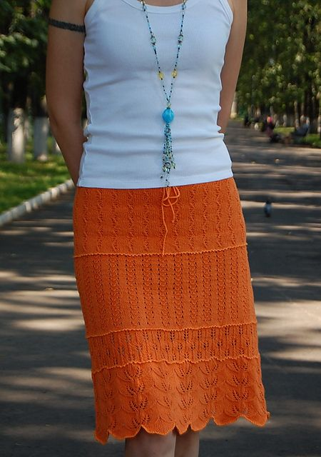 Ravelry: hrivelote's Nederdel Skirt  #knit