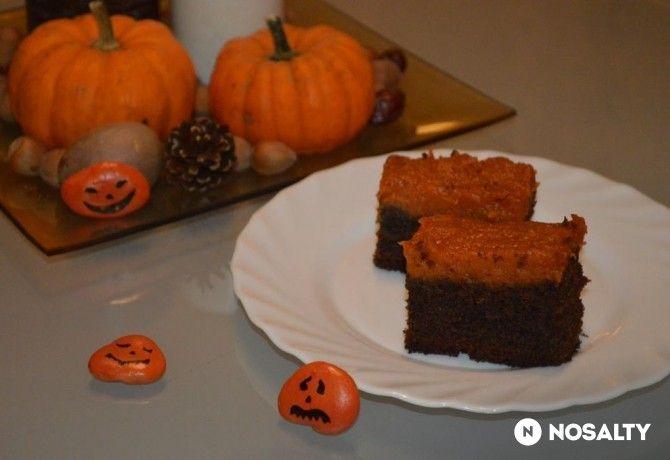Sütőtökös brownie Landyland konyhájából
