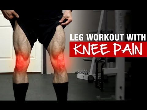 Killer Leg Workout (EVEN WITH SORE KNEES!)--I am nice and sore from doing this yesterday....