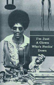 A young Morgan Freeman, during a TV appearance in the 1970's.