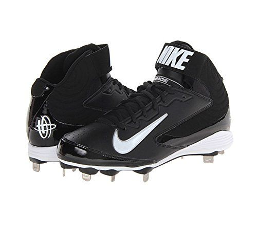 Nike Men's Huarache Strike Mid Metal Baseball Cleat * Review more details @ http://www.lizloveshoes.com/store/2016/06/08/nike-mens-huarache-strike-mid-metal-baseball-cleat/?no=240616030713