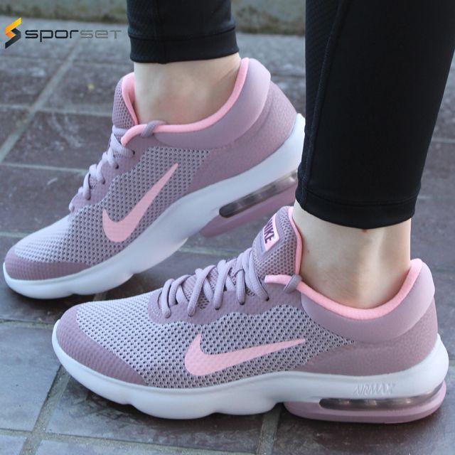 Nike Air Max Advantage Bayan Spor Ayakkabi Urun Kodu 908991 600 Fiyat 284 90 Tl Urunleri Daha Detayli Www Sporset Com Adresinden Nike Air Max Nike Air Nike