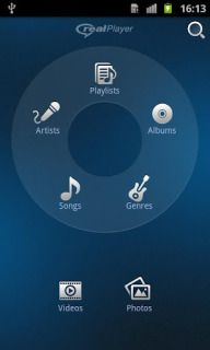 Download free RealPlayer Free For Android Phones V2.4.5 free mobile software.RealPlayer, the popular media player for music, video and photos provides.