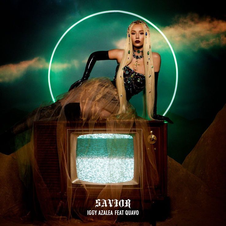 Iggy Azalea Savior Feat. Quavo