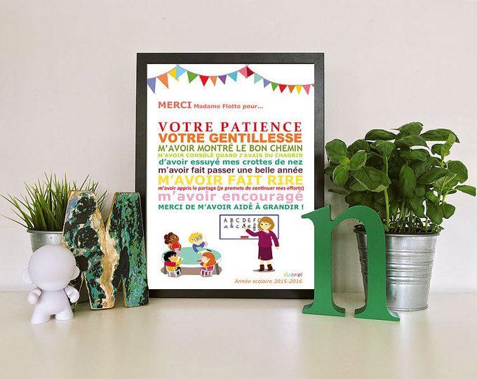31 best cadeaux pour maitresse maitre atsem images on pinterest thanksgiving messages. Black Bedroom Furniture Sets. Home Design Ideas