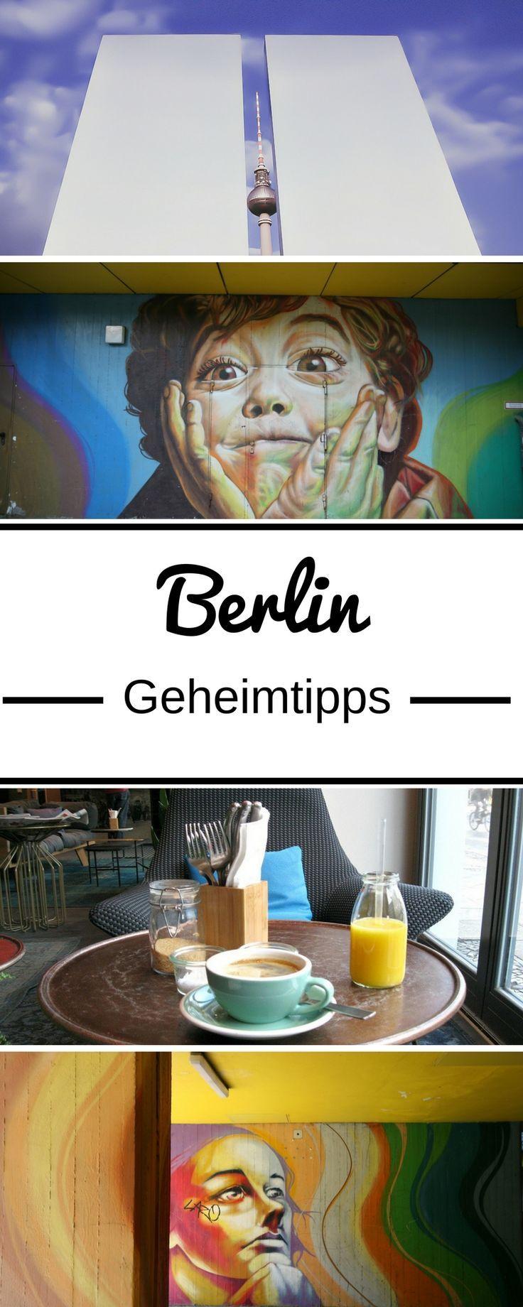 Berlin Geheimtipps einer Einheimischen: Die schönsten Sehenswürdigkeiten