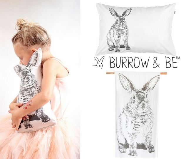 Enter to win: 1 x Burrow
