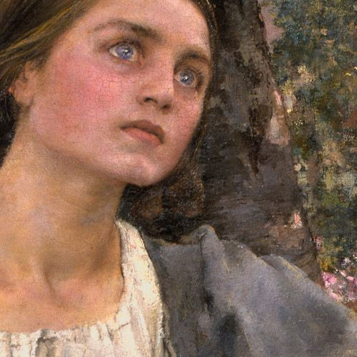 an assessment of the painting joan of arc by jules bastien lepage Jules bastien lepage: a collection of 37 paintings (hd) description: jules bastien-lepage was a french painter noted for his sentimental genre painting of r.