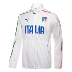 Puma Italy World Cup 2014 Walk Out Soccer Training Jacket