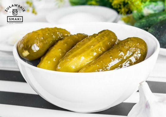 Ogórki kiszone z Żuławskich Smaków. Tradycyjna receptura, niepowtarzalny smak! #picles #cucumber #kuchnia #Polska #tradycja #food #Poland #Żuławy