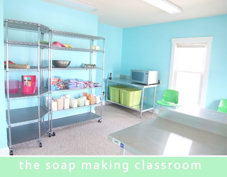 105 Best Images About Soapmaking Craft Rooms On Pinterest