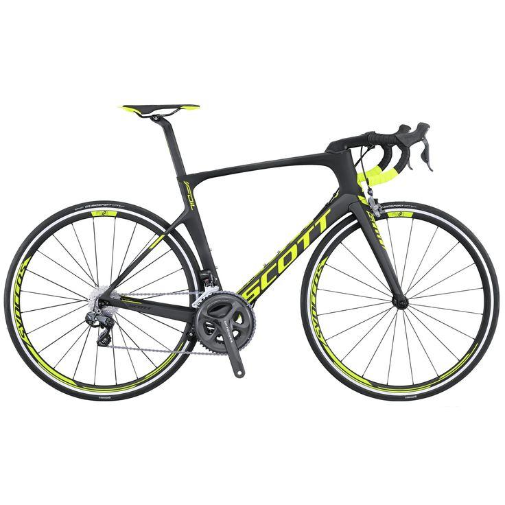 SCOTT Sports - Bicicleta SCOTT Foil 10