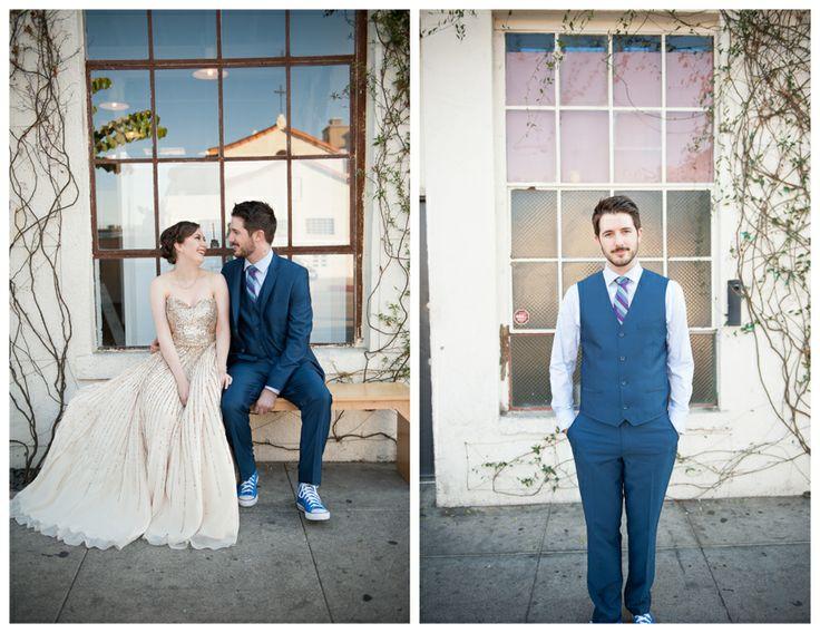 Downtown Los Angeles Wedding Artshare La