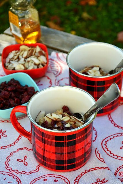 In-a-Crunch Cranberry Almond Oatmeal | Community Post: 19 Drool-Worthy Ways To Up Your Oatmeal Game