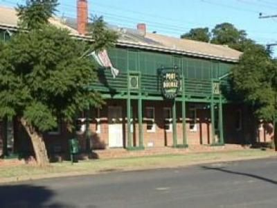 Port of Bourke Hotel, Bourke NSW