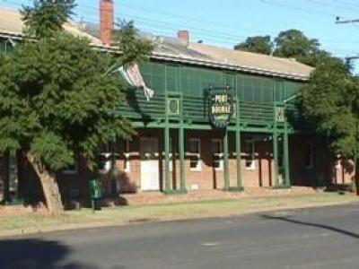 Port of Bourke Hotel, Bourke NSW