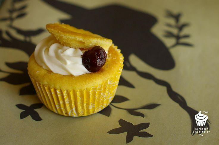 savarin cupcakes