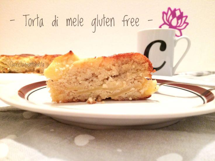 Apple pie gluten free! 😋 Torta di mele senza farina! Una delizia 😊