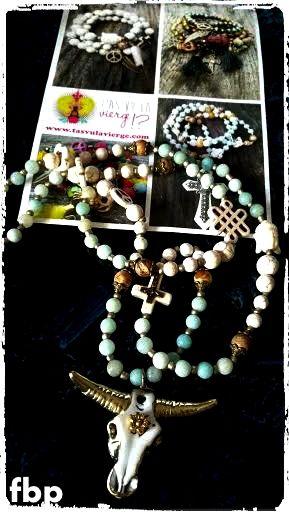 T'As Vù La Vierge? ... bijoux unici e originali... www.foodandbeautypassion.com
