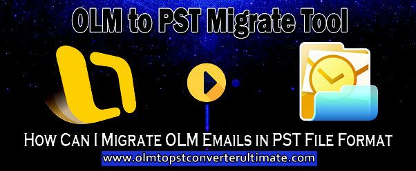 Gladwev OLM to PST Converter Ultimate to Convert OLM Emails in Outlook PST Format.