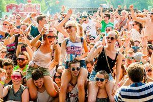 Juicy Beats #Festival im Westfalenpark #Dortmund.