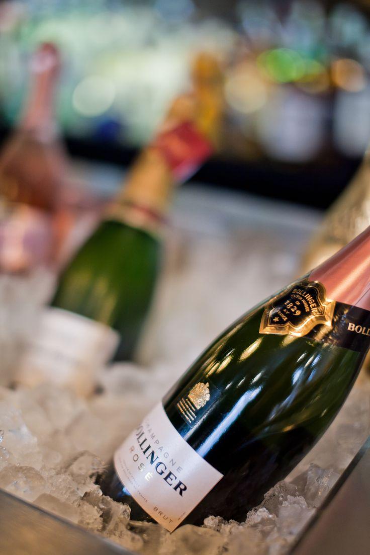 Bollinger Rose Champagne - France