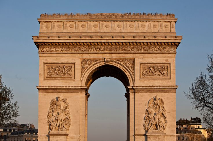 A Visit to the Arc de Triomphe 作者 Fotopedia Editorial Team