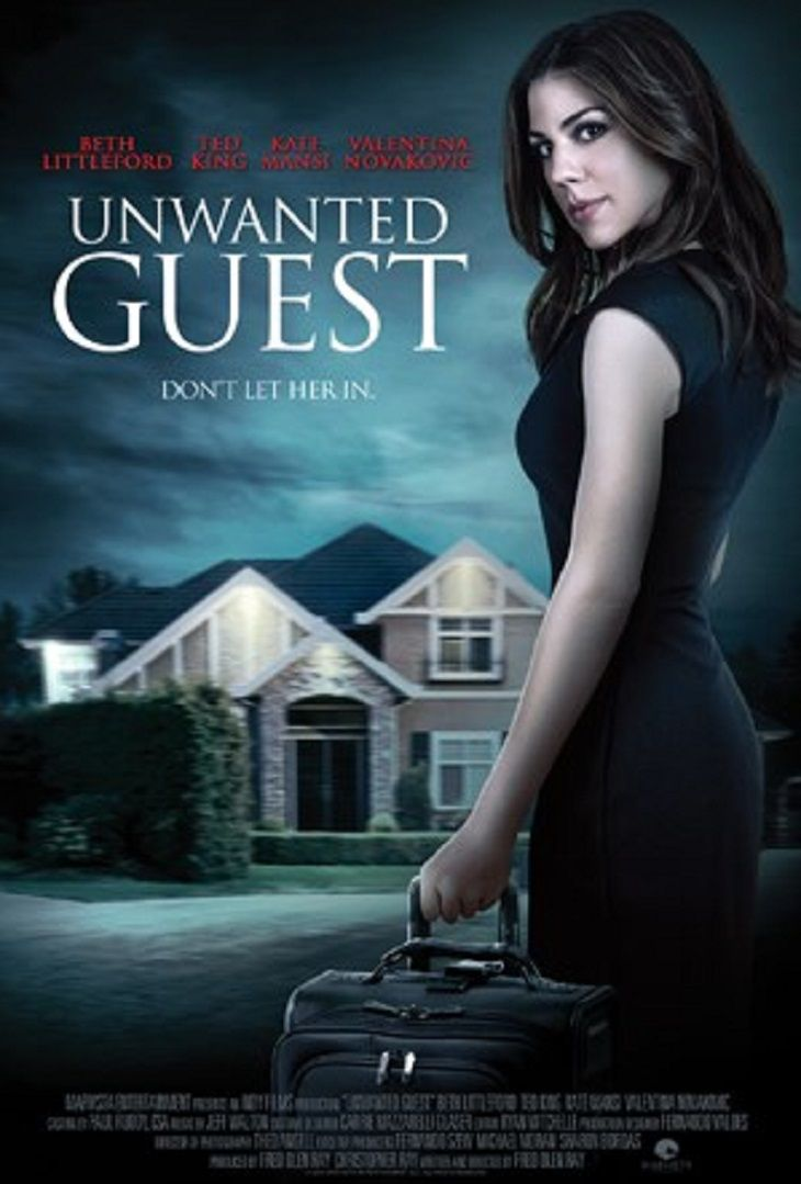 'Days Of Our Lives' News: Kate Mansi Stars In New Movie 'Unwanted Guest' With Beth Littlefield And 'General Hospital' Alum Ted King