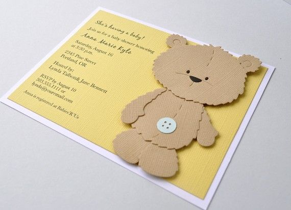 possible inspiration for little one's next bday invite