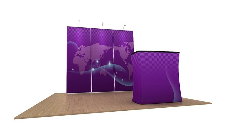 Express Stand and Counter Display